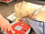AEDの使用