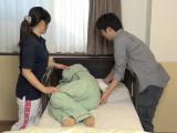 清潔維持と褥瘡予防