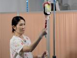 点滴セットの準備と輸血の仕方